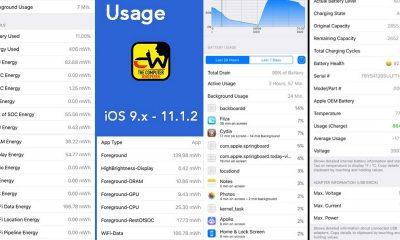 DetailedPowerUsage 2 featured 400x240 - DetailedPowerUsage bổ sung tính năng xem pin iPhone xịn hay giả