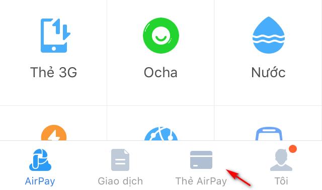 IMG 0004 - Hướng dẫn tạo thẻ Mastercard miễn phí với Virtual Airpay Mastercard