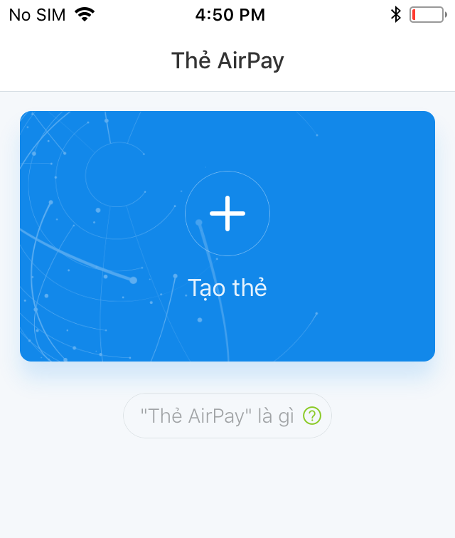 IMG 0005 - Hướng dẫn tạo thẻ Mastercard miễn phí với Virtual Airpay Mastercard