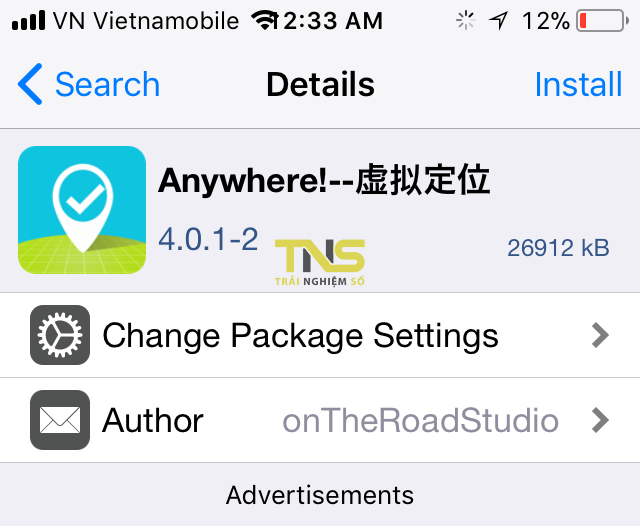 IMG 0564 - Đem tính năng chụp xóa phông lên iPhone 5s, iPhone 6, 6 Plus
