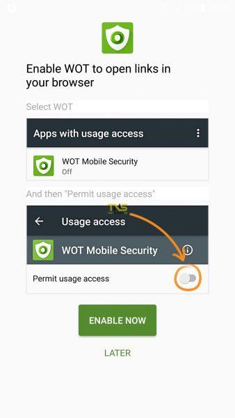 Screenshot 20180412 003457 338x600 - Kiểm tra độ an toàn và chặn website trên Android