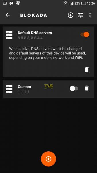 Screenshot 20180419 152654 338x600 - Blokada: Chặn quảng cáo trên Android không cần Root