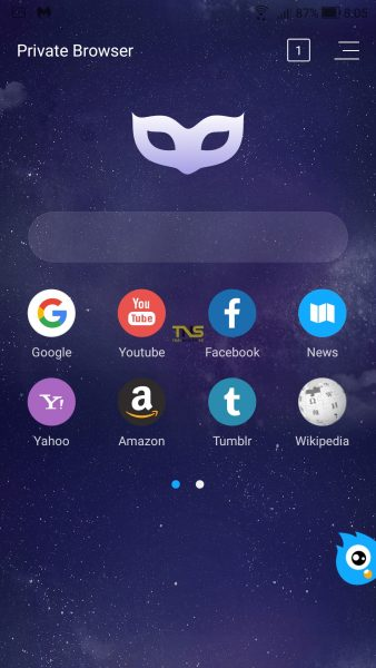 Screenshot 20180426 080516 338x600 - 5 trình duyệt gọn nhẹ, bảo mật cho Android