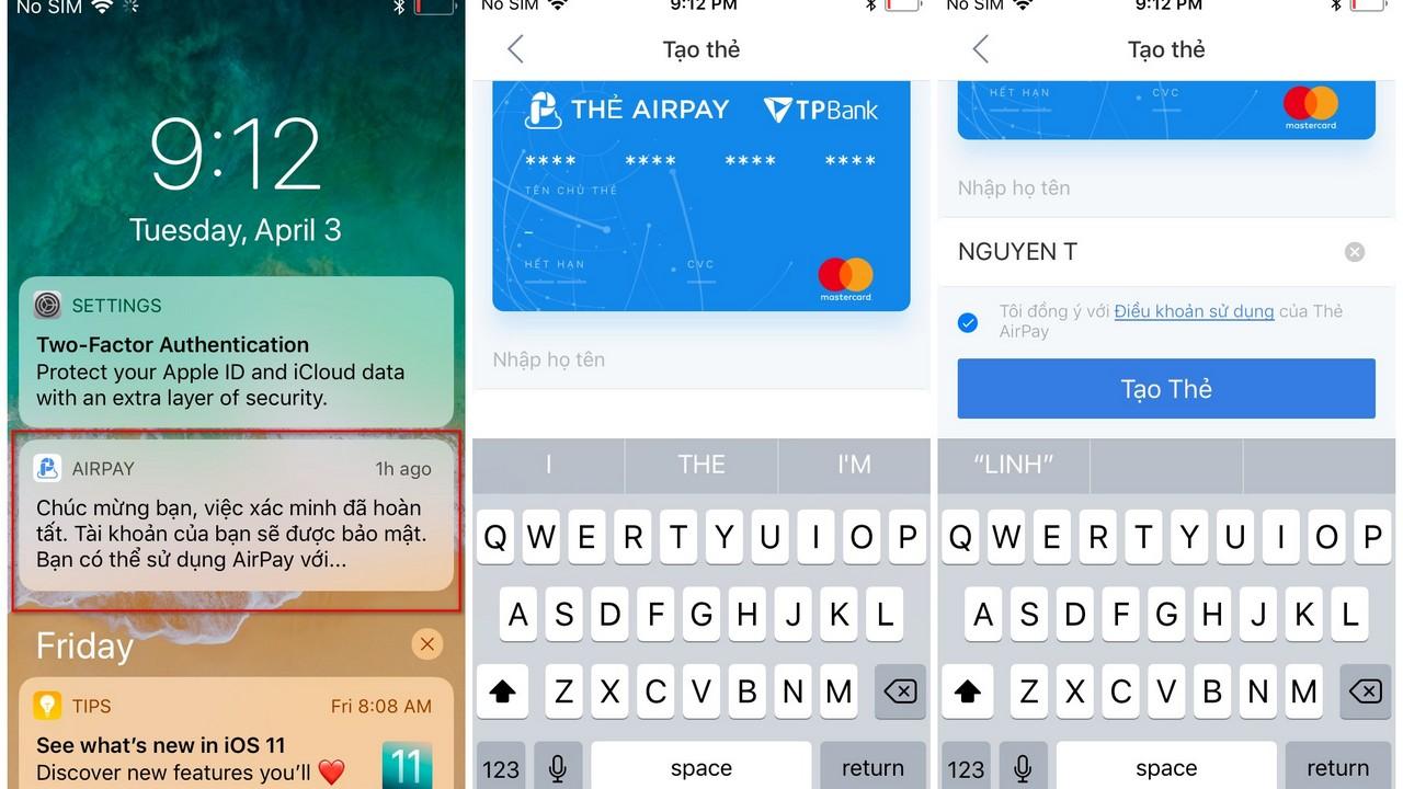 airpay featured - Hướng dẫn tạo thẻ Mastercard miễn phí với Virtual Airpay Mastercard