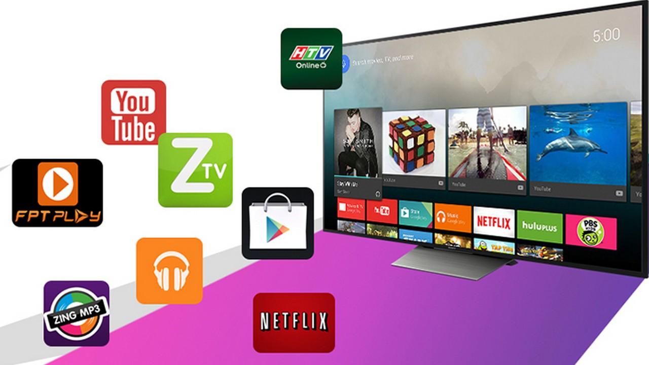 cai apk len smart tv featured - Cách cài APK cho Smart TV