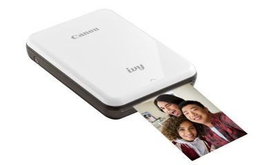 Canon Ivy Mini Photo Printer zink