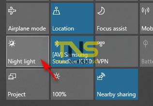 chinh do sang man hinh laptop win 10 1 - Cách chỉnh độ sáng màn hình laptop chạy Windows 10