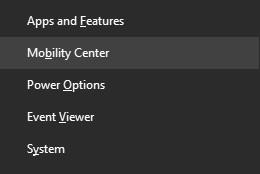 chinh do sang man hinh laptop win 10 3 - Cách chỉnh độ sáng màn hình laptop chạy Windows 10