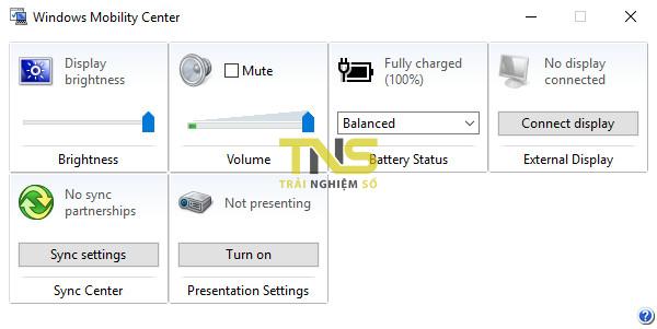 chinh do sang man hinh laptop win 10 4 - Cách chỉnh độ sáng màn hình laptop chạy Windows 10