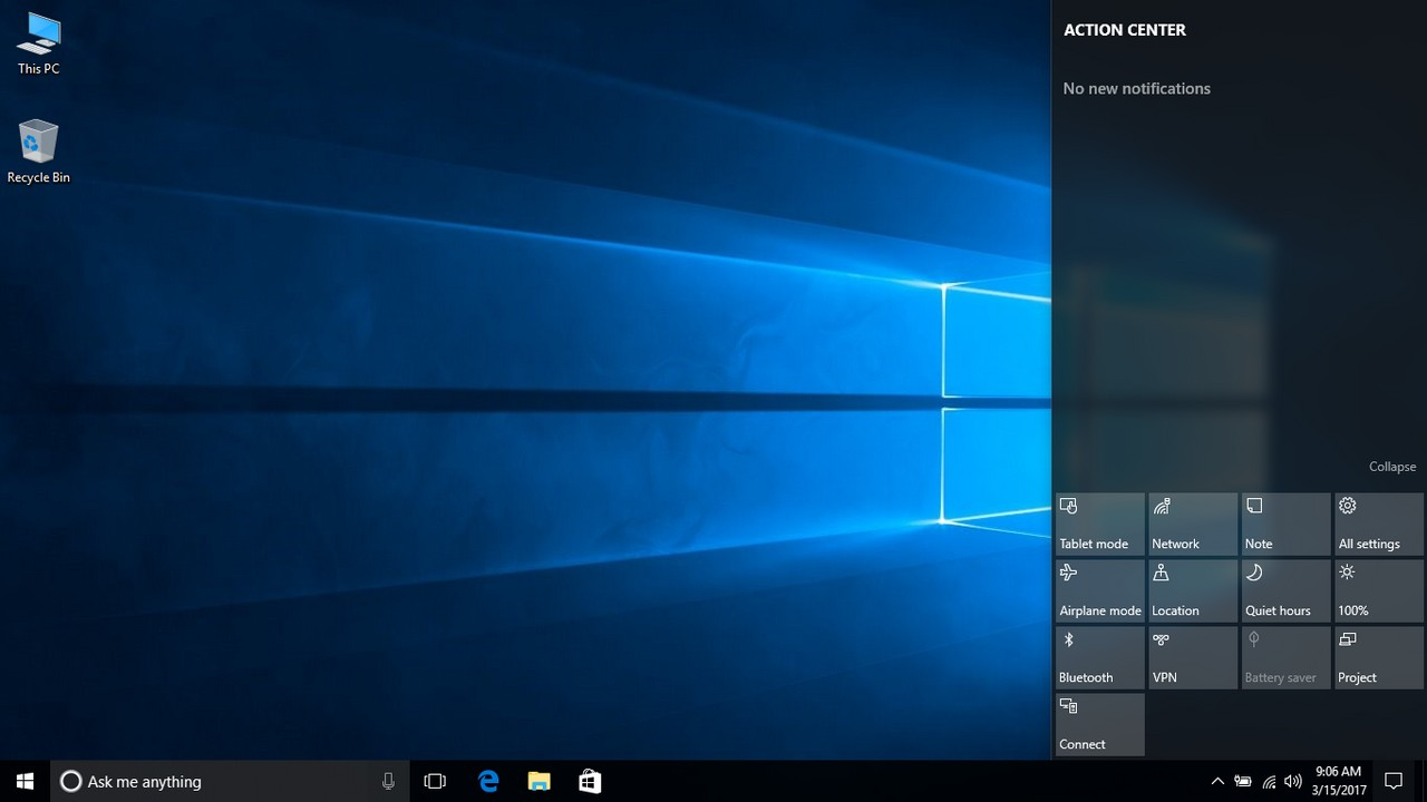 chinh do sang man hinh laptop win 10 featured - Cách chỉnh độ sáng màn hình laptop chạy Windows 10