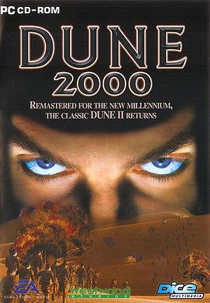 dune 2000 - Chơi miễn phí bộ ba Báo động đỏ, Dune 2000 và Tiberian Dawn