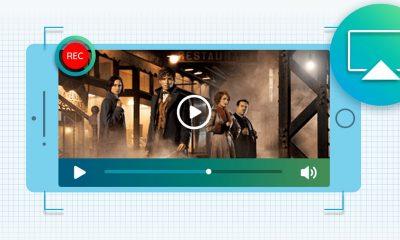 dvdfab screen recorder featured 400x240 - Đang miễn phí ứng dụng xuất màn hình iPhone lên PC giá 43USD