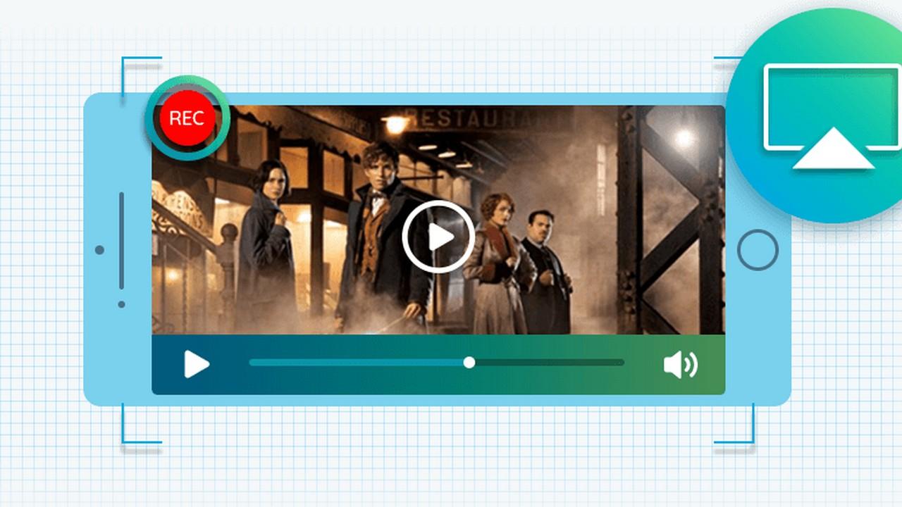 dvdfab screen recorder featured - Đang miễn phí ứng dụng xuất màn hình iPhone lên PC giá 43USD