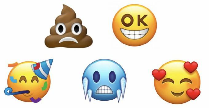 emoji - Cách bật các biểu tượng cảm xúc bằng ký tự trên iPhone