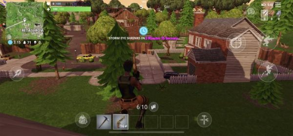 Fortnite vs PUBG Mobile