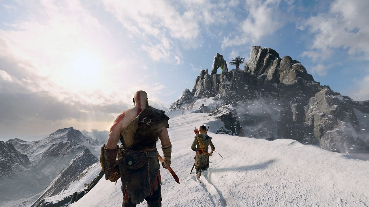 God of War 2018 game review