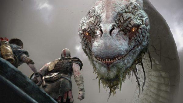 God of War 2018 screenshot