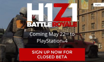 h1z1 ps4 closed beta sign up featured 400x240 - Game battle royale H1Z1 đang cho đăng ký tham gia closed beta trên PlayStation 4