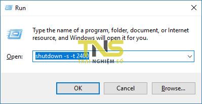 9 cách giúp hẹn giờ tắt máy trên Windows 10 1