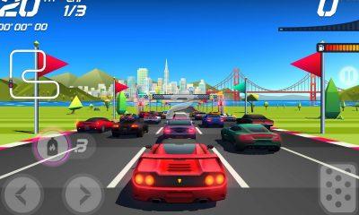 horizon chase featured 400x240 - Top 17 game đua xe 3D năm 2018 dành cho Android