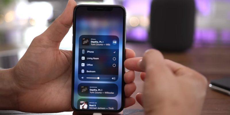 ios 11 4 airplay 2 800x401 - Mời bạn cập nhật iOS 11.4 beta 5 vừa ra mắt