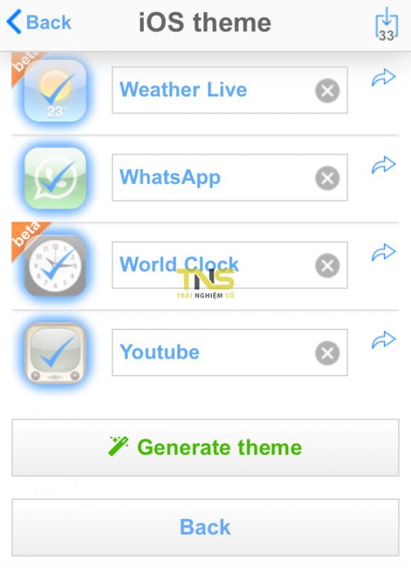 ios 6 style 2 580x800 - Cách biến giao diện iOS 11 thành iOS 6 không cần jailbreak