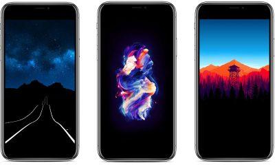 iphone amoled wallpaper featured 400x240 - 20 ảnh nền tuyệt đẹp và tiết kiệm pin cho iPhone X