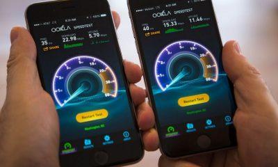 iphone speedtest featured 400x240 - Cách vừa chặn quảng cáo, lướt web nhanh trên iPhone với DNS 1.1.1.1