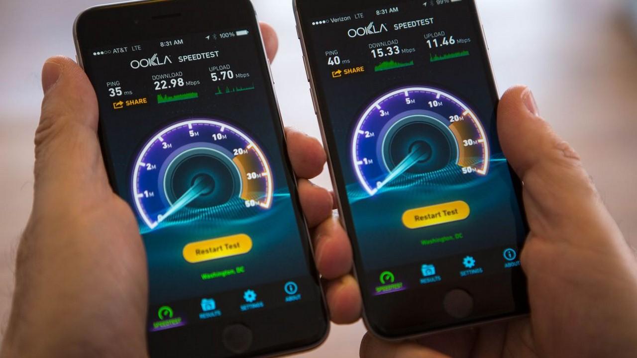 iphone speedtest featured - Cách vừa chặn quảng cáo, lướt web nhanh trên iPhone với DNS 1.1.1.1