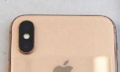 iphone x gold fcc featured 400x240 - Lộ diện ảnh thật của iPhone X màu gold