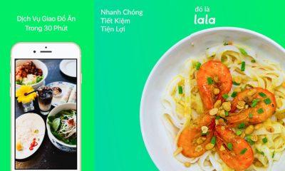 lala 400x240 - Dùng thử dịch vụ đặt đồ ăn LaLa: Food Delivery