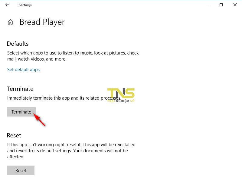 loi not responding win 10 3 800x631 - Cách xử lý lỗi not responding trên Windows 10