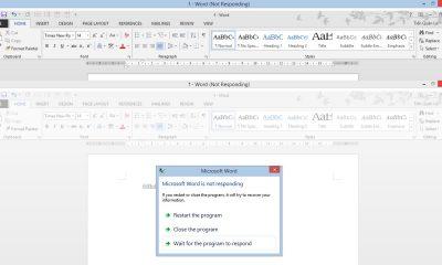 loi not responding win 10 featured 400x240 - Cách xử lý lỗi not responding trên Windows 10