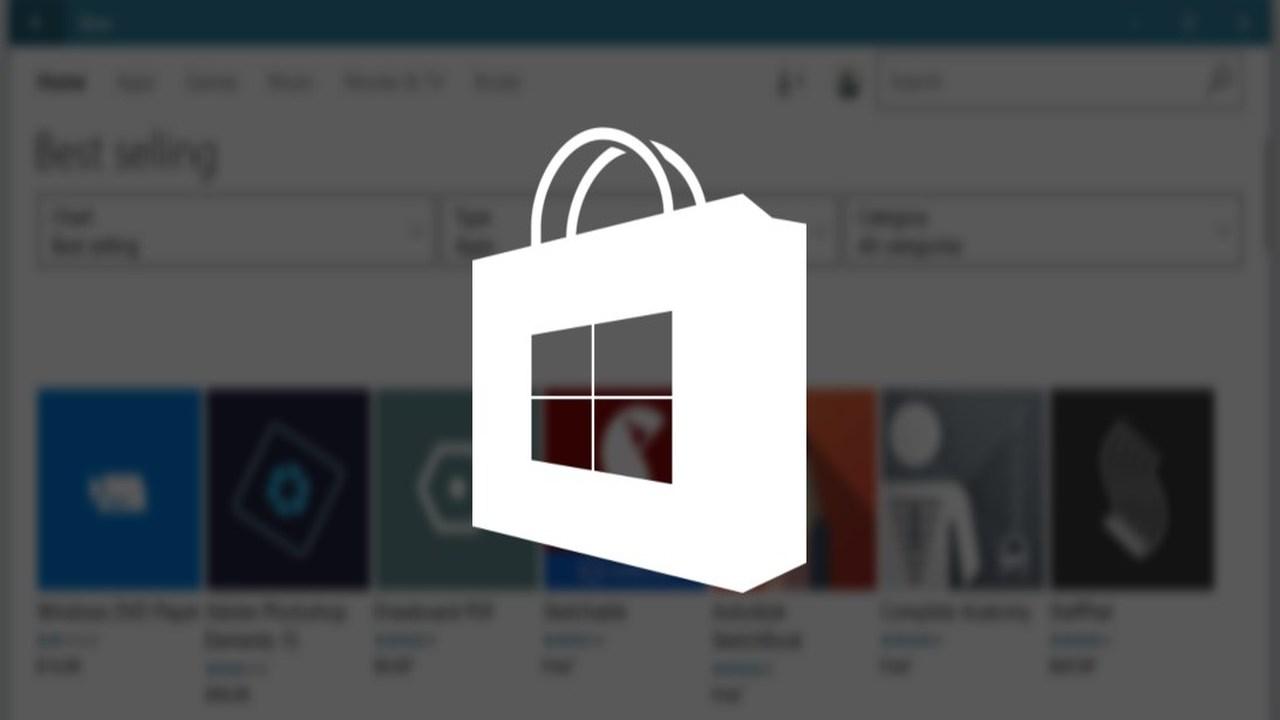 microsoft store 4 2018 - Tổng hợp 6 ứng dụng UWP hay nhất nửa đầu 4/2018 cho Windows 10
