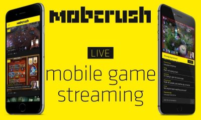 Mobcrush live mobile game streaming