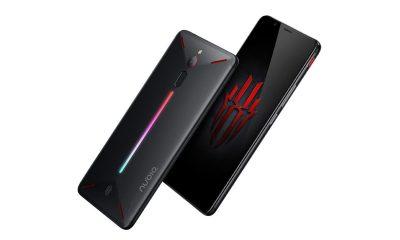 Điện thoại chơi game Red Magic của Nubia
