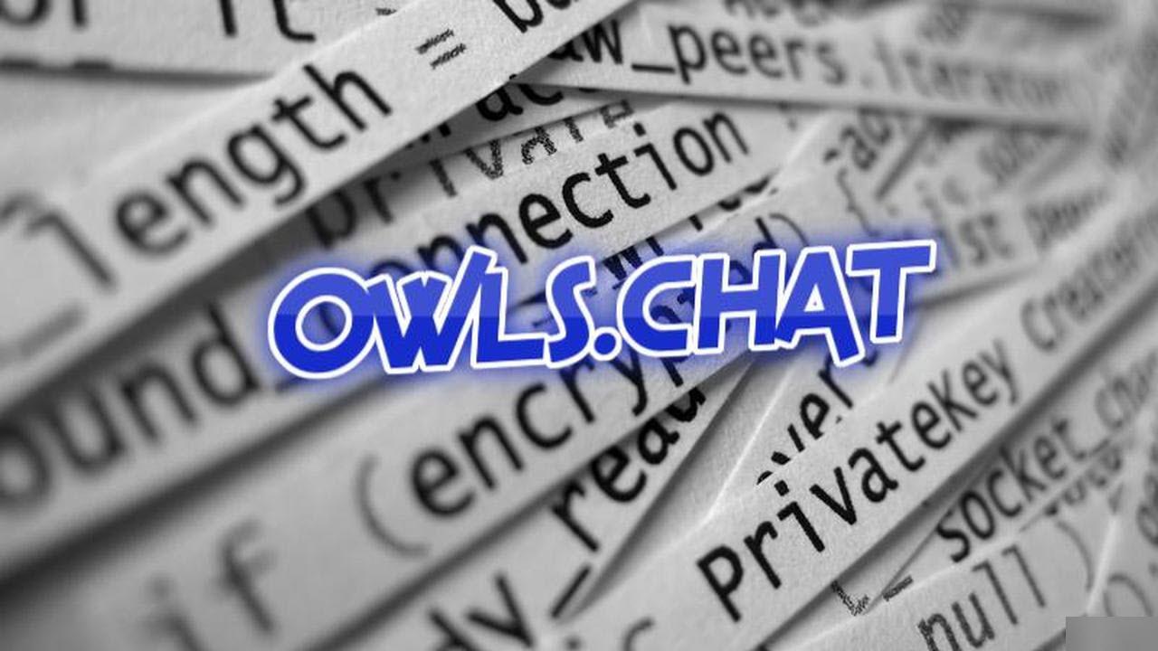owls.chat  - Owls.chat: Dịch vụ chat ẩn danh, tự hủy và mã hóa End-to-End