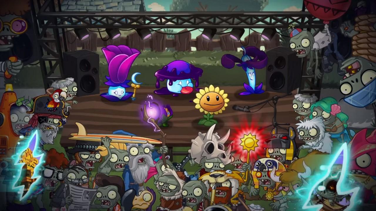 Cách chơi Plants vs Zombies 2 trên máy tính miễn phí