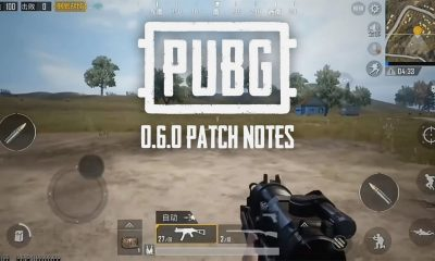 PUBG Mobile tiếng Trung 0.6.1