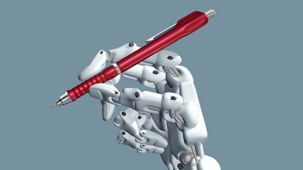 robotwriter 600x338 - Google tung sản phẩm thử nghiệm về trí tuệ nhân tạo