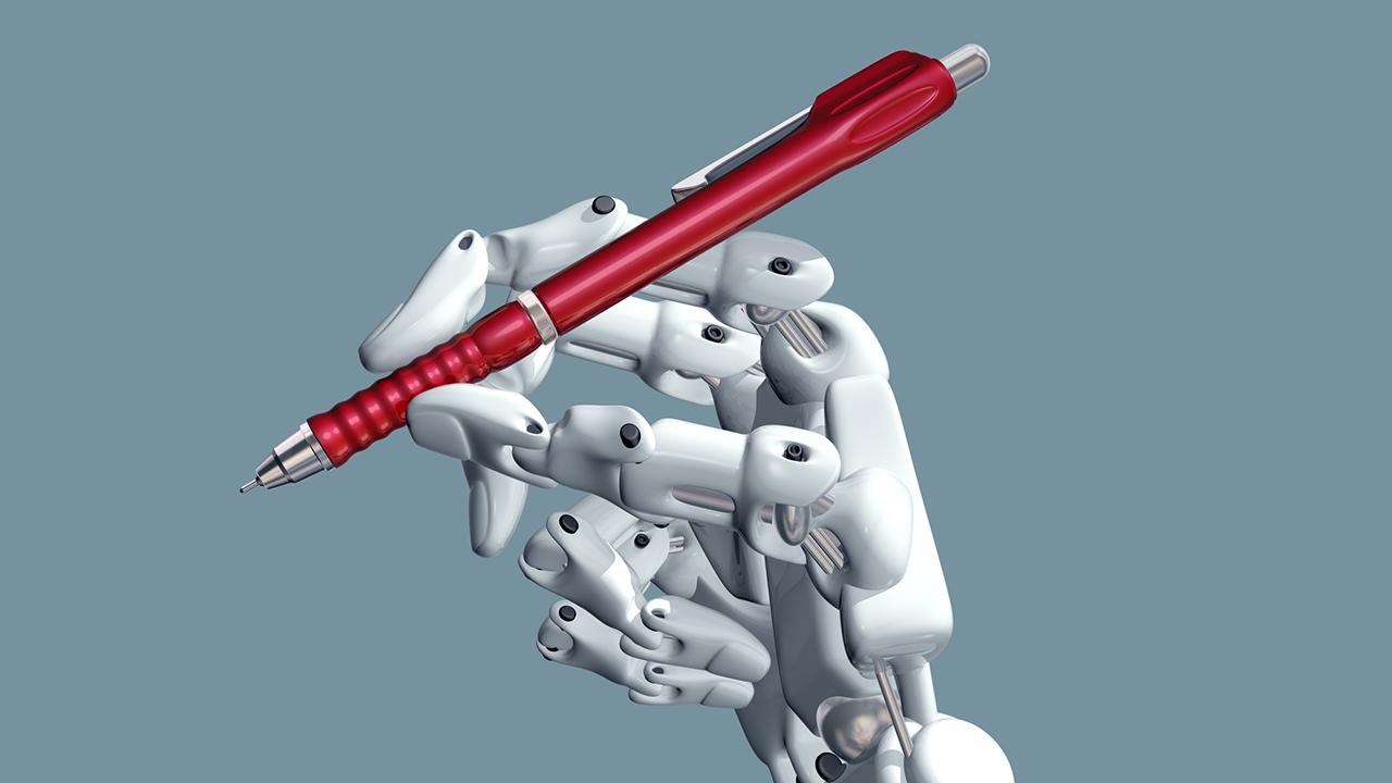 robotwriter - Google tung sản phẩm thử nghiệm về trí tuệ nhân tạo