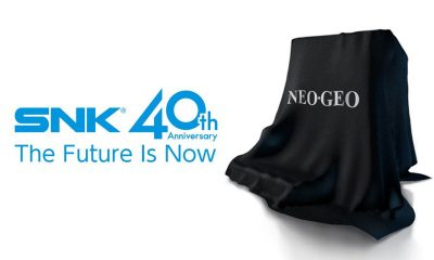 SNK 40th Anniversary The Future is Now