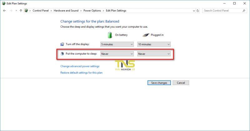 tat che do sleep win 10 6 800x422 - Cách bật tắt chế độ Sleep trên Windows 10