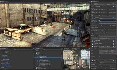 unity 3d featured 400x240 - Đang miễn phí hai tài liệu làm game bằng Unity trị giá 400USD