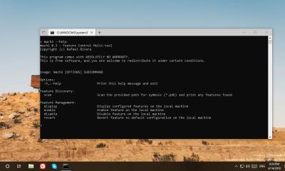 windows 10 mach2 featured 400x240 - Cách bật nhiều tính năng ẩn trên Windows 10 build 17650
