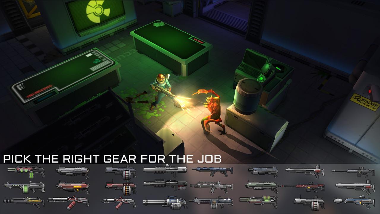 """xenowerk featured - Game bắn súng độc đáo Xenowerk từ """"cha đẻ"""" Space Marshals bất ngờ miễn phí"""