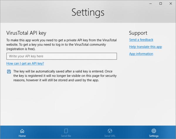 2018 05 10 15 38 20 600x474 - VirusTotal X: Kiểm tra độ an toàn của tập tin từ desktop Windows 10