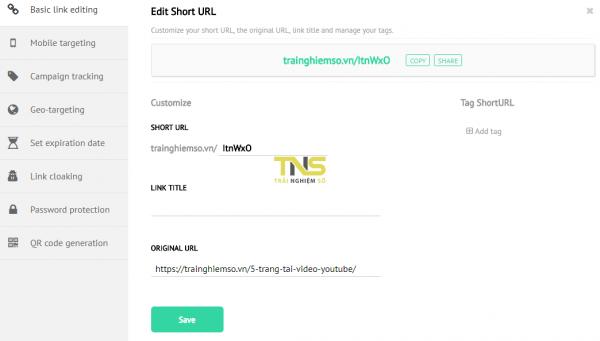 2018 05 18 15 54 22 600x341 - 3 Dịch vụ rút ngắn URL miễn phí với tên miền tùy chỉnh