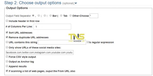 Cách trích xuất URL trên văn bản nhanh nhất 10