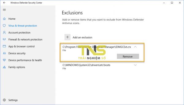 2018 05 26 17 19 34 600x342 - Làm gì khi Windows Defender xóa tiện ích IDM Integration Module trên Chrome?